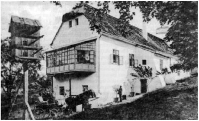 Bakchus vila
