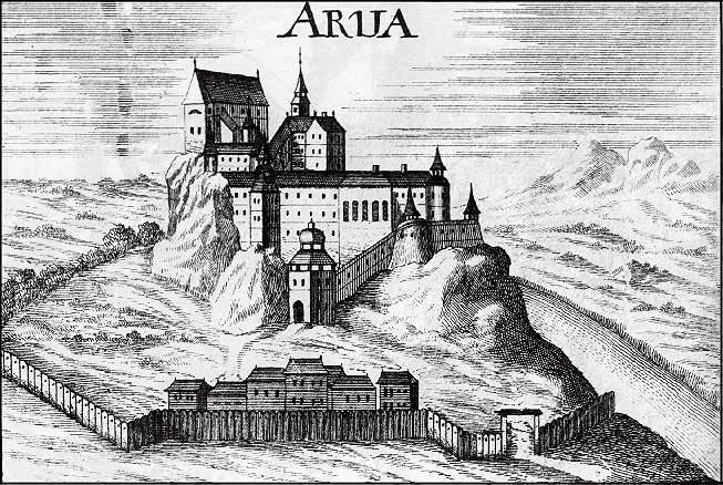Oravský hrad je jeden z najkrajších hradov na slovensku